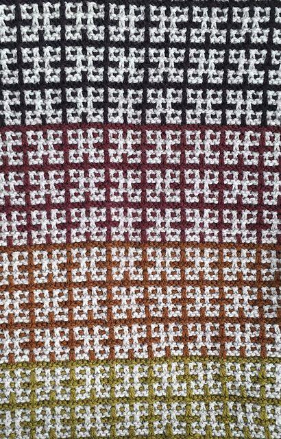 Mosaic Knitting : Images about slip stitch mosaic knitting lifted
