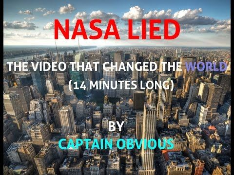 VIDEO PROOF No One Has Been To Space!! (NASA CAUGHT in Space Hoax!!) | FLAT EARTH PROOF 7 - YouTube