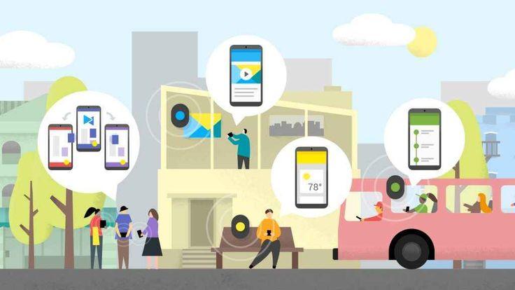 """Cos'e` Google Nearby e come eliminera` per sempre i Codici QR e Tag NFC Google sta pensando di """"uccidere"""" ogni Tag NFC e Codice QR attualmente in uso commercialmente. Ma come? Con un sistema chiamato Google Nearby(Letteralmente """"Vicino"""").Il modo in cui questa funzione ve #googlenearby"""