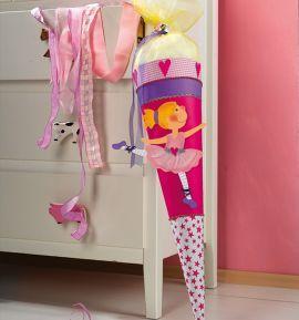 Bezaubernde Schultüten für Mädchen | TOPP Bastelbücher online kaufen