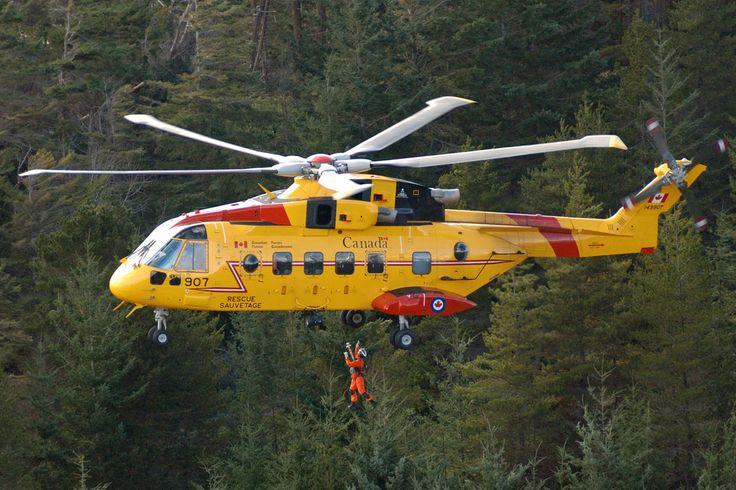 AgustaWestland AW101 - Canada SAR