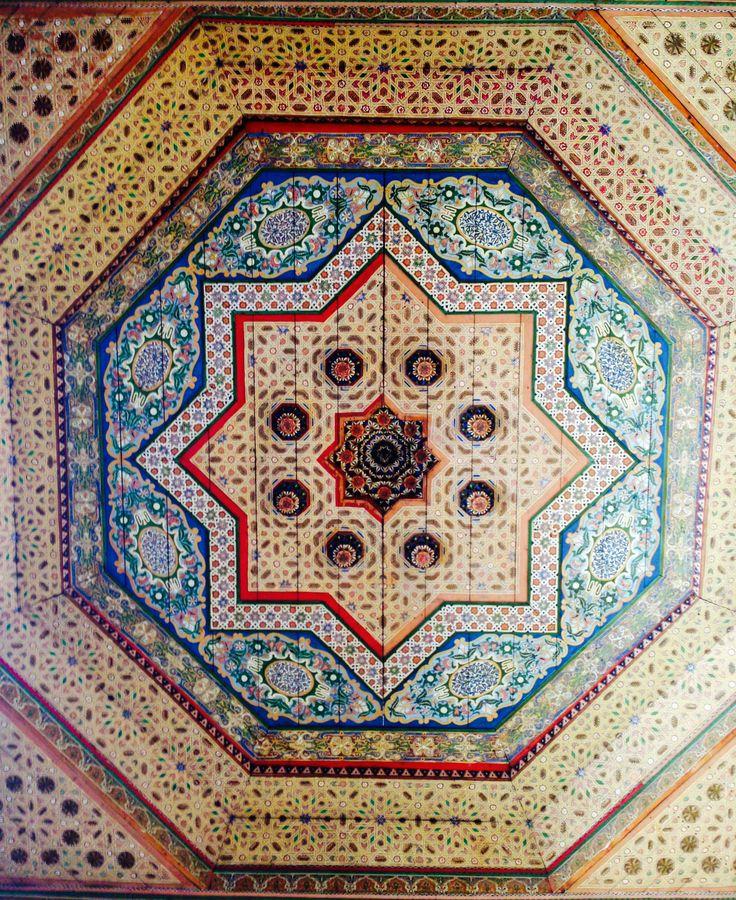 KINSA in Morocco - Palais de la Bahia, Marrakech