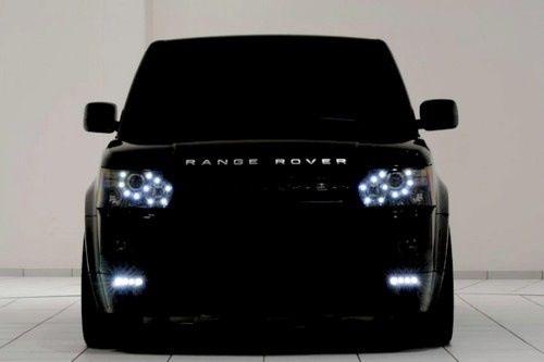 Range Rover. Range Rover. Range Rover.
