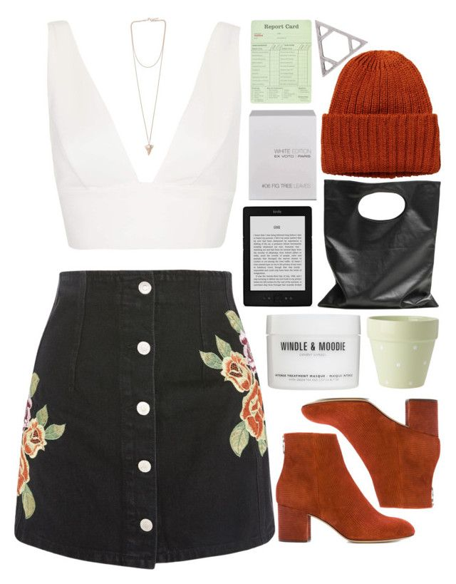 """""""And the birds sing"""" by akp123 ❤ liked on Polyvore featuring Topshop, rag & bone, Givenchy, Cheap Monday, Ex Voto Paris, Monki, Windle & Moodie and Gathering Eye"""