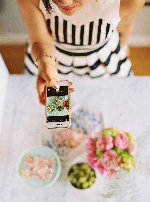 How to take the perfect Instagram photo to send traffic to your blog or business.