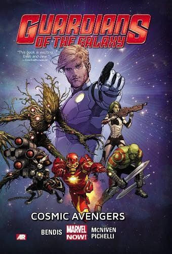 Guardians of the Galaxy Volume 1: Cosmic Avengers (Marvel Now) - http://moviesandcomics.com/index.php/2017/06/01/guardians-of-the-galaxy-volume-1-cosmic-avengers-marvel-now/