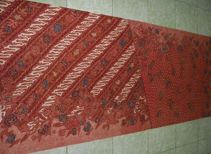 Batik Tulis Pekalongan, Pagi Sore. From Batik Shuniyya