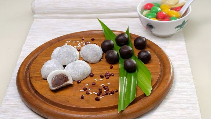 Glutinous Rice Balls | Asian Food Channel | Food network ...