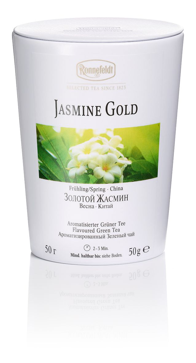 Ronnefeldt White Collection - Jasmine Gold