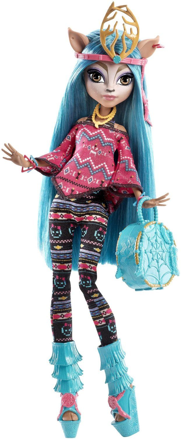 Monster High Brand-Boo Students Isi Dawndancer Doll | http://thedollprincess.com/shop/monster-high-brand-boo-students-isi-dawndancer-doll/