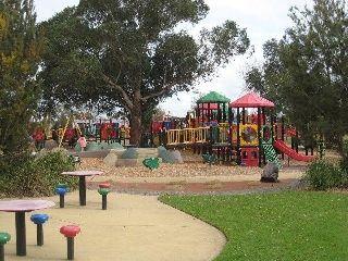 Packer Park, Leila Road, Carnegie