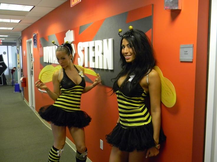 Howard Stern and the Beezid Honeys