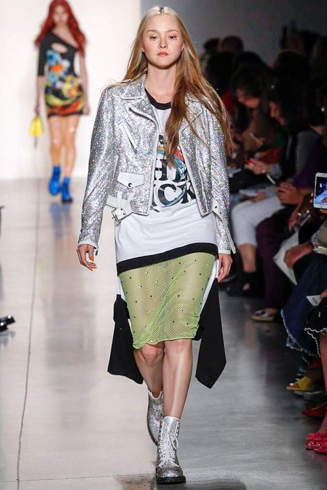 ジェレミー スコットは20周年 デヴォン青木やココロシャetc... 豪華モデルが続々登場