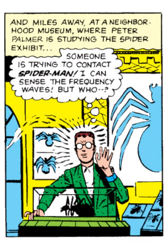 Peter PALMER? - From Amazing Spider-Man #1 by Stan Lee & Steve Ditko, where he's called Peter Parker on every other page.Amazing Spiders Man, Comics Book, Peter O'Tool, People I M, Peter Parker, Call Peter, Stan Lee, Peter Palmer, Steve Ditko