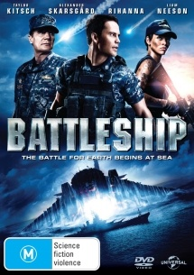 Battleship Movie Trailer 2012