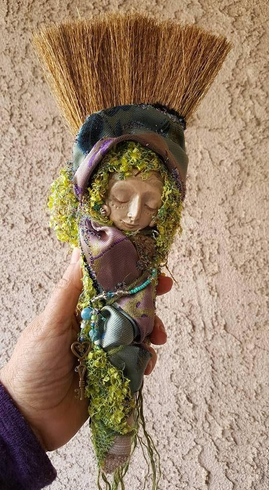 Solstice moon Priestess of Avalon Goddess Art Spirit