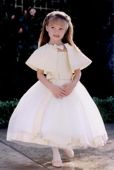 Belle of the Ball Flower Girl Dresses