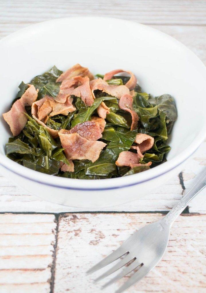 The Best Collard Greens Recipe Ever!