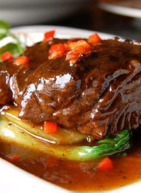 Low FODMAP Recipe and Gluten Free Recipe - Five-spice braised beef http://www.ibssano.com/low_fodmap_recipe_five_spice_braised_beef.html
