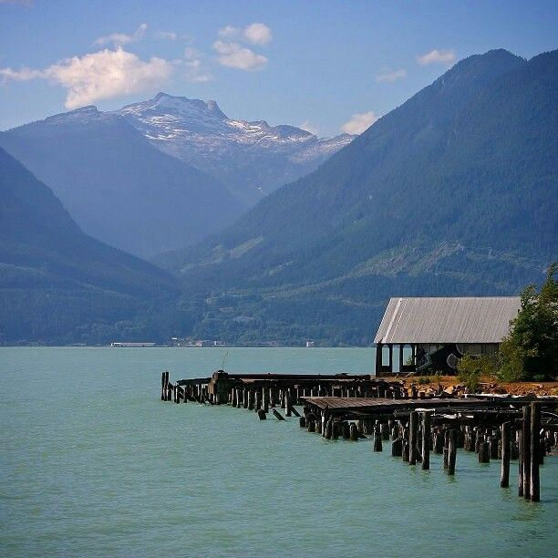 Vancouver Bc Beaches: Sea To Sky Highway, Vancouver