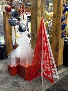 Lucite Lux® Christmas in April? When you're in retail, it's never too soon to start planning for the holidays.