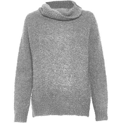 Super chic in winter with this grey Oversized Roll Neck Jumper by Great Plains. Price was $108 and is now $39 at Ozsale!