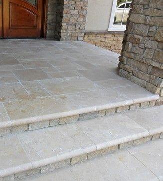 Front Porch Idea - Another Tile Idea