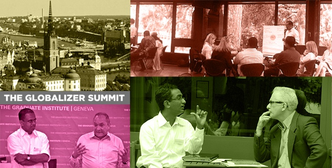 Collaborating on rural #innovation and #farming at Globalizer 2012