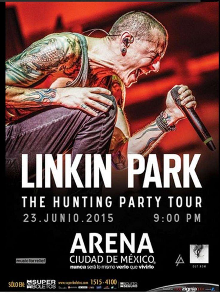 Linkin Park anuncia conciertos en México para este 2015 - https://notiespectaculos.info/linkin-park-anuncia-conciertos-en-mexico-para-este-2015/