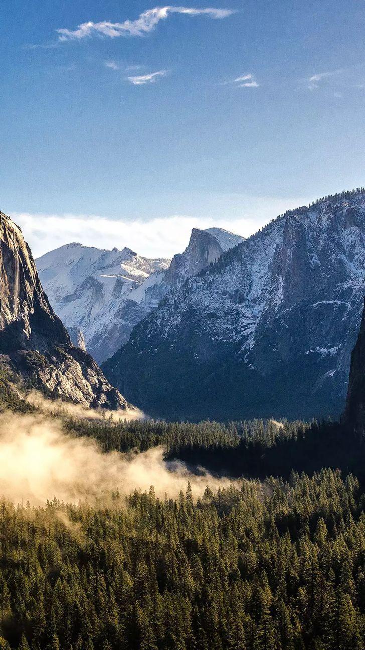 클리앙 > 자료실 > Yosemite National Park wallpapers