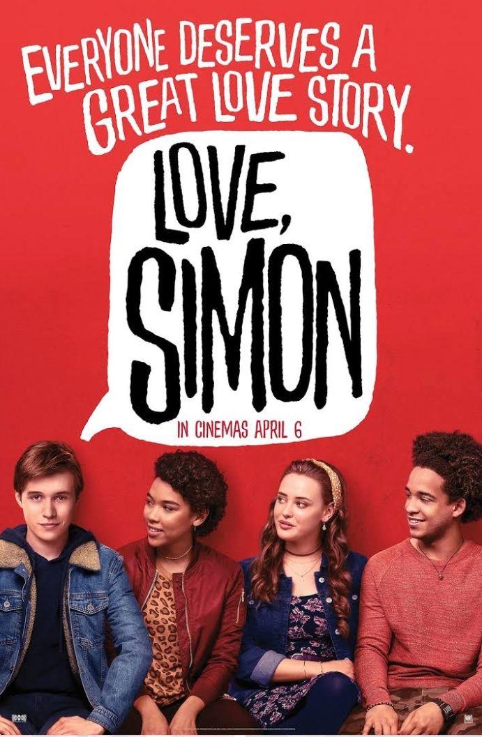 Love Simon Simon Movie Love Simon Movie Love Simon