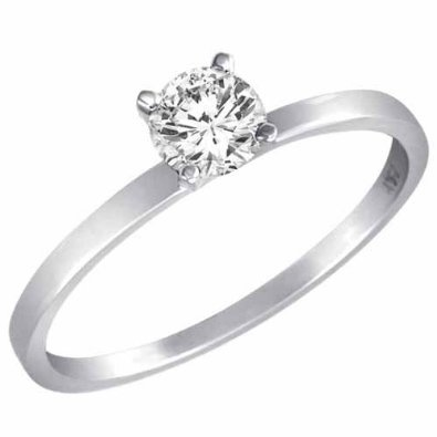 DivaDiamonds   0.45 ct. Round Diamond Solitaire Ring in 14K White Gold or Yellow Gold   3.6 out of 5 stars    See all reviews (11 customer reviews)     Like   (0)  Suggested Price:$2,999.00  Price:$999.00   Sale:Lower price available on select options            Metal Type: white-gold