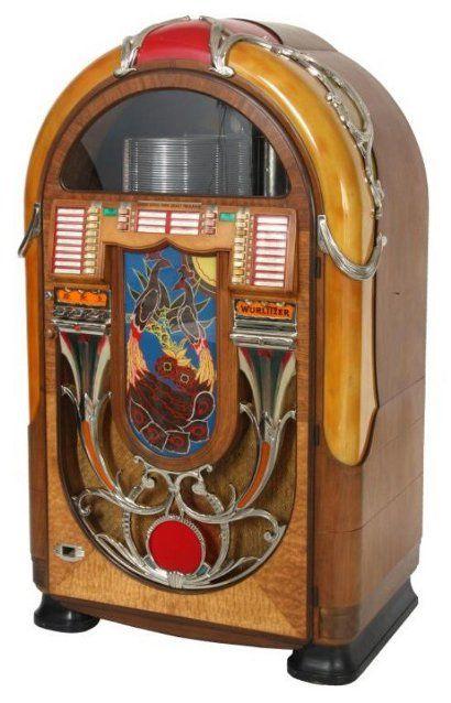 1941 Wurlitzer 850 jukebox offered with no reserve