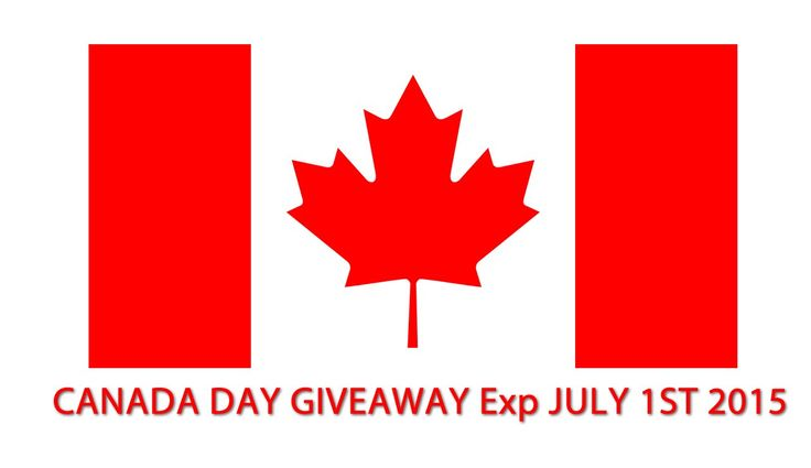 Canada Day 2015 Long Weekend