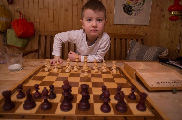 Bedre en Magnus Carlsen