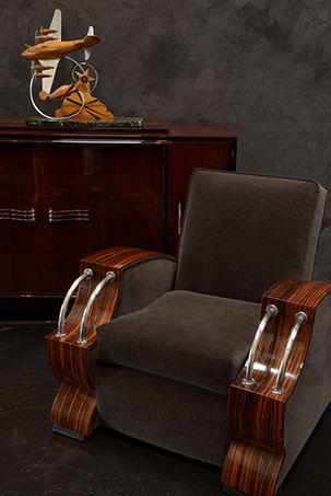 Anne Hauck Art Deco - Antiques, Furniture, Interior Design