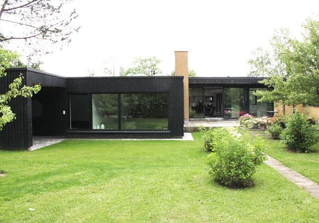 Villa S. Jensen- Villaer - Ginneruparkitekter
