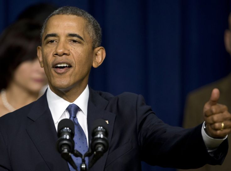 Poll: Obama's disapproval rating hits a new high: Negative views of President Obama have hit a new high, according to a poll.  The AP-GfK poll shows 59 percent of Americans now disapprove of Obama -- a point higher than the previous high set in December.  Obama's approval rating stands at 41 percent. That's the second-lowest figure the poll has ever found.  Part of Obama's problems appear to be related to foreign policy...