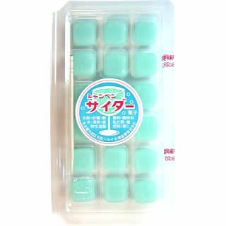 my favorite Dagashi  around $0.3 in JP  共親製菓 シャンペンサイダー餅