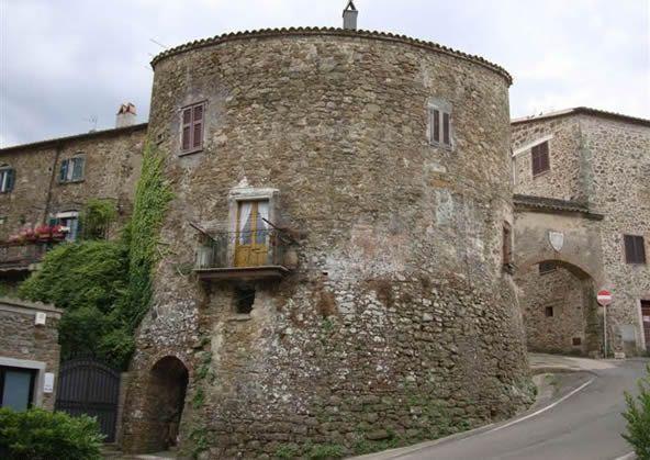 Manciano, Tuscany