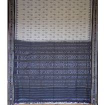 OSS408: Cotton Ikat Saree of India with best price