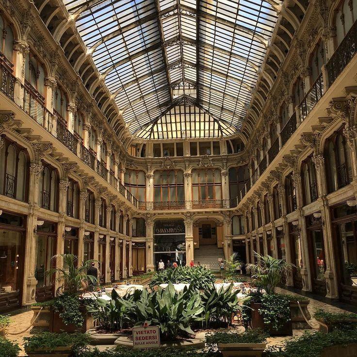 Galleria dell'industria Subalpina (αναγέννηση και μπαρόκ μαζί)