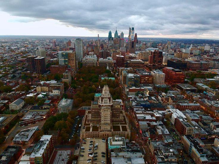 Philadelphia / PA Passport Agency. #photography #philly #philadelphia #drone #dji #djimavic #city