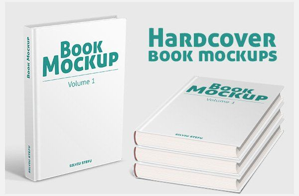 50+ Best PSD Book Cover Design Templates for Download | Free Templates