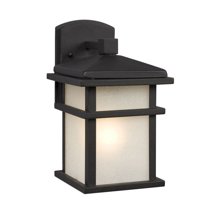 Shop Galaxy Lighting  314480B Outdoor Sconce at Lowe's Canada. Find our selection of outdoor wall lighting at the lowest price guaranteed with price match + 10% off.