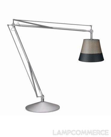Flos Superarchimoon Outdoor floor lamp Lights & Lamps - LampCommerce