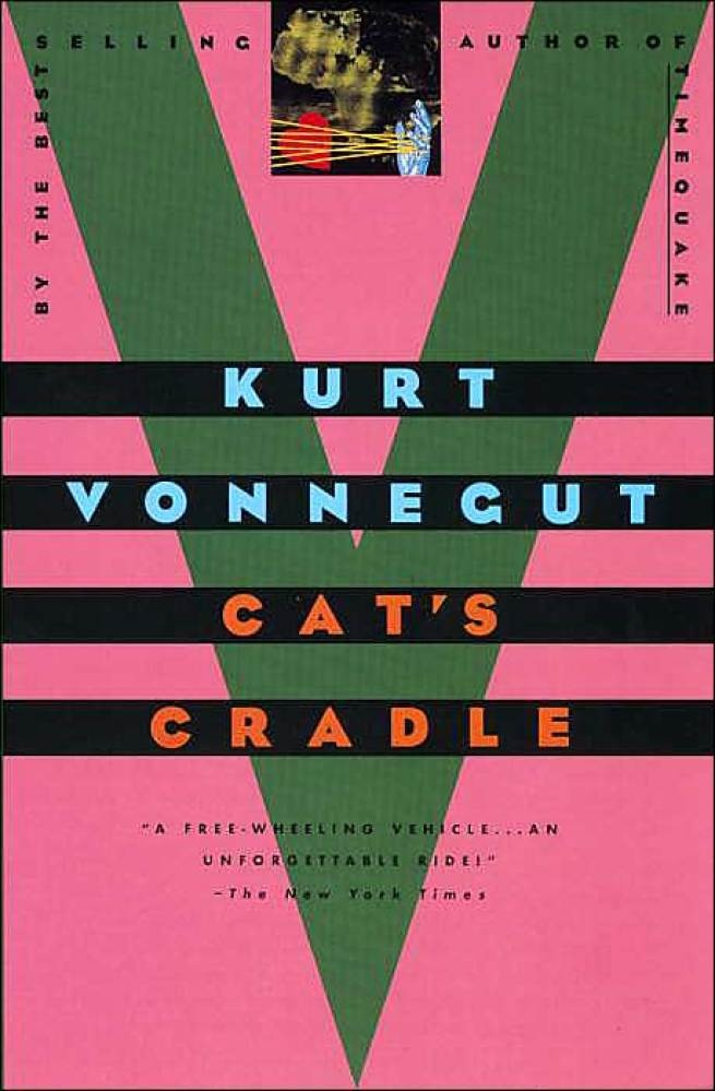 vonneguts cats cradle essay Bokononism is an original religion that is introduced in this book, cats cradle by  kurt vonnegut the book shows the importance of religion, even if that religion.