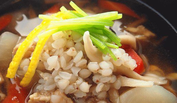 耶馬溪そば米レシピ|九州のこだわり食材|HINO◎KUNIマルシェ