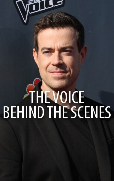 The Today Show's Carson Daly took a look at what happens behind the scenes of The Voice. http://www.recapo.com/today-show/today-show-news/today-voice-kristen-merlin-mic-failure-uk-fun-workouts/