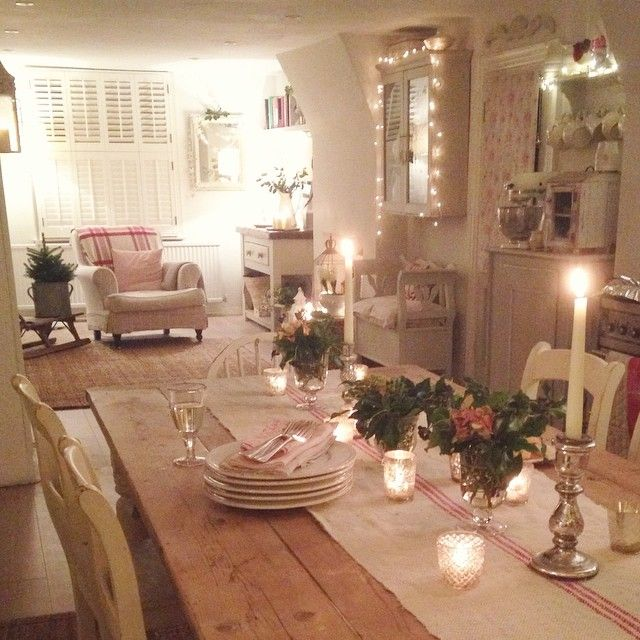 Best 25 Shabby Chic Dining Room Ideas On Pinterest  Shabby Chic Extraordinary Shabby Dining Room Design Ideas